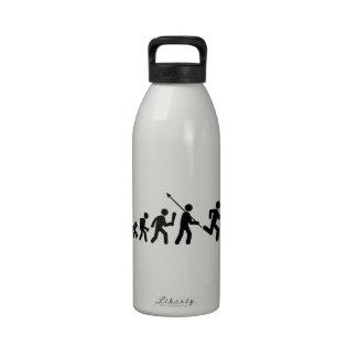 Jogging Water Bottles
