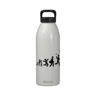 Joggling Reusable Water Bottle