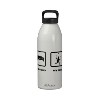 Joggling Drinking Bottle