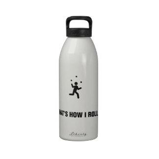 Joggling Reusable Water Bottles