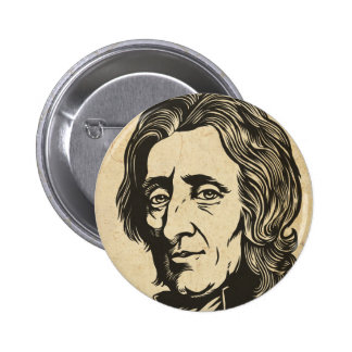 Joh Locke Button Pinback Button