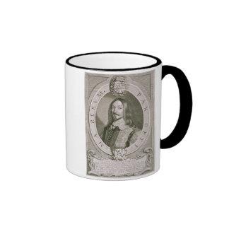 Johan Axelsson Oxenstierna (1611-57) Count of Sode Ringer Mug