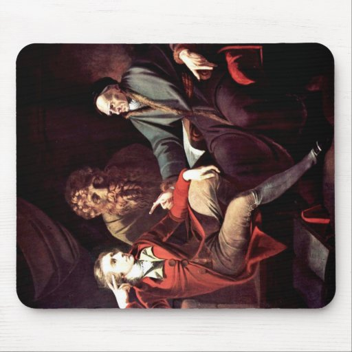 Johann Heinrich Fuseli Talking To The Zurich Histo Mouse Pad