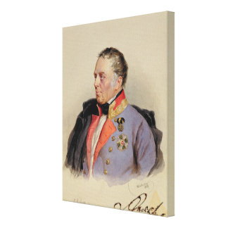 Johann Joseph Wenzel Stretched Canvas Prints
