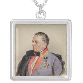 Johann Joseph Wenzel Personalized Necklace