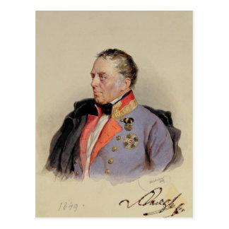Johann Joseph Wenzel Postcard