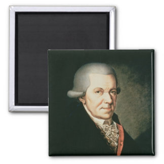 Johann Michael Haydn , brother of composer Refrigerator Magnet