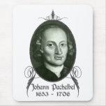 Johann Pachelbel Mouse Mat