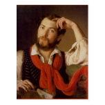 Johann Reiter Self-Portrait Postcards