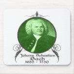 Johann Sebastian Bach Alfombrillas De Ratón