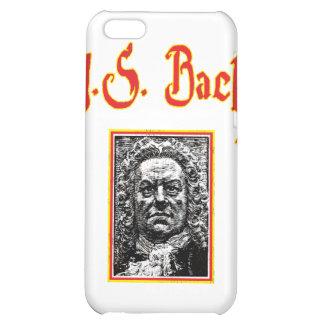 Johann Sebastian Bach - Baroque Music iPhone 5C Covers