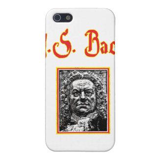 Johann Sebastian Bach - Baroque Music iPhone 5 Covers