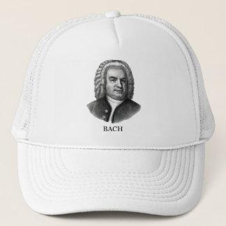 Johann Sebastian Bach, black Trucker Hat