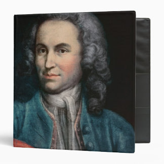 Johann Sebastian Bach  c.1715 3 Ring Binders