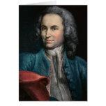 Johann Sebastian Bach c.1715 Felicitación