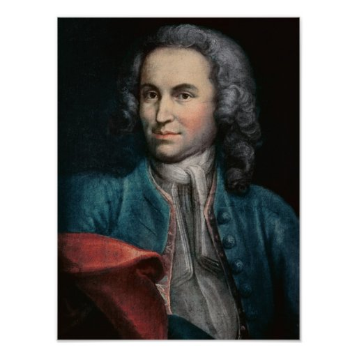 Johann Sebastian Bach c.1715 Impresiones