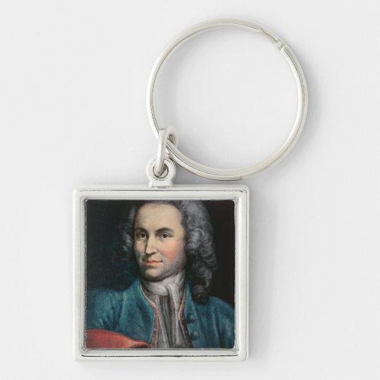 Johann Sebastian Bach  c.1715 Keychain