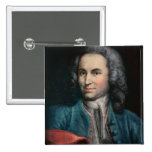 Johann Sebastian Bach  c.1715 Pinback Button