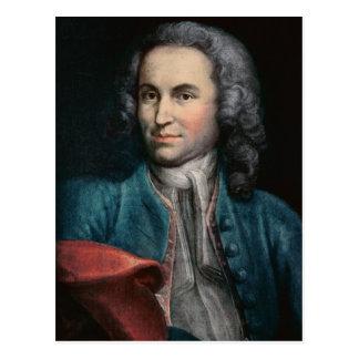 Johann Sebastian Bach c.1715 Postal