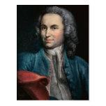 Johann Sebastian Bach c.1715 Tarjetas Postales