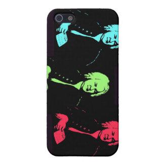 Johann Sebastian Bach Collage Cover For iPhone SE/5/5s