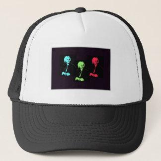 Johann Sebastian Bach Collage Trucker Hat