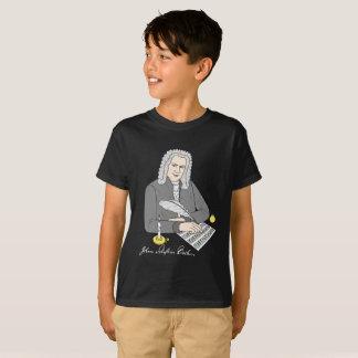Johann Sebastian Bach drawn T-Shirt