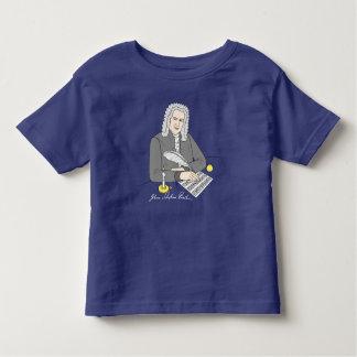 Johann Sebastian Bach drawn Toddler T-shirt