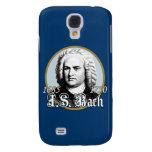 Johann Sebastian Bach Galaxy S4 Cases