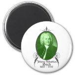 Johann Sebastian Bach Imán De Frigorífico