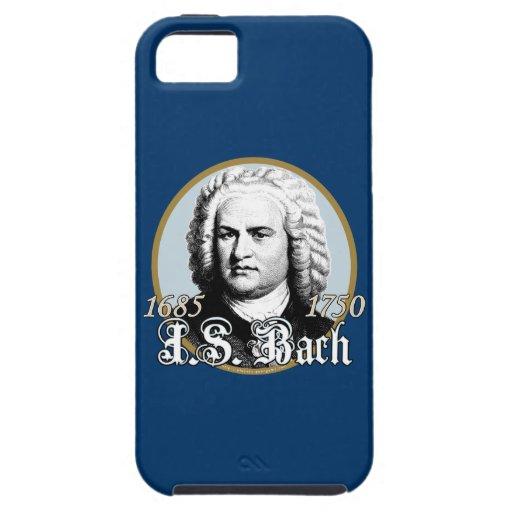 Johann Sebastian Bach iPhone 5 Case