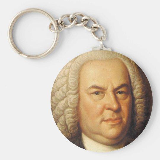 Johann Sebastian Bach Items Keychain