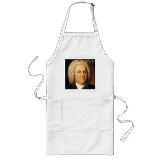 Johann Sebastian Bach Items Long Apron