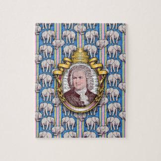 Johann Sebastian Bach Jigsaw Puzzle