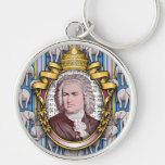 Johann Sebastian BACH Keychain