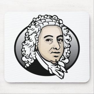 Johann Sebastian Bach Mouse Pad