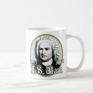 Johann Sebastian Bach Coffee Mugs