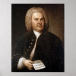 Johann Sebastian Bach Portrait Print