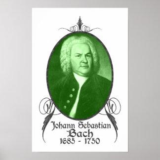 Johann Sebastian Bach Print