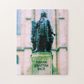 Johann Sebastian Bach Statue Puzzle
