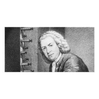 Johann Sebastian Bach Stuff Card
