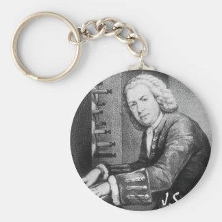 Johann Sebastian Bach Stuff Key Chain