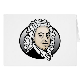Johann Sebastian Bach Tarjeton