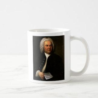 Johann Sebastian Bach Taza Clásica