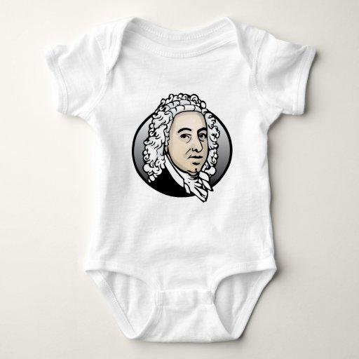 Johann Sebastian Bach Tee Shirts