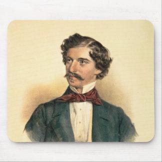 Johann Strauss the Elder Mouse Pad
