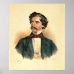 Johann Strauss the Elder Poster