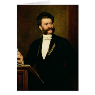 Johann Strauss the Younger, 1888 Cards