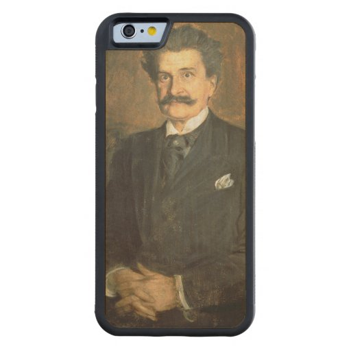 Johann Strauss the Younger, 1895 Carved® Maple iPhone 6 Bumper