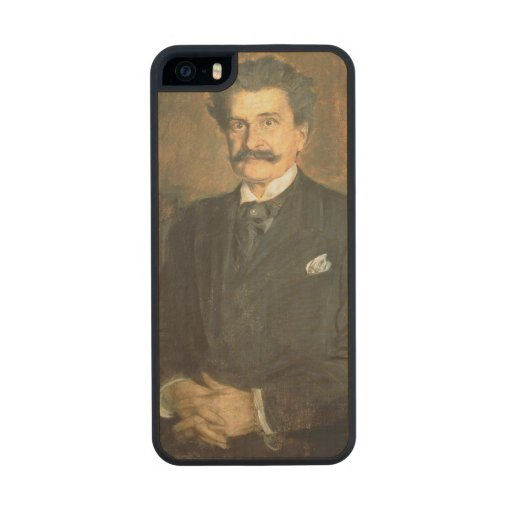 Johann Strauss the Younger, 1895 Carved® Maple iPhone 5 Slim Case